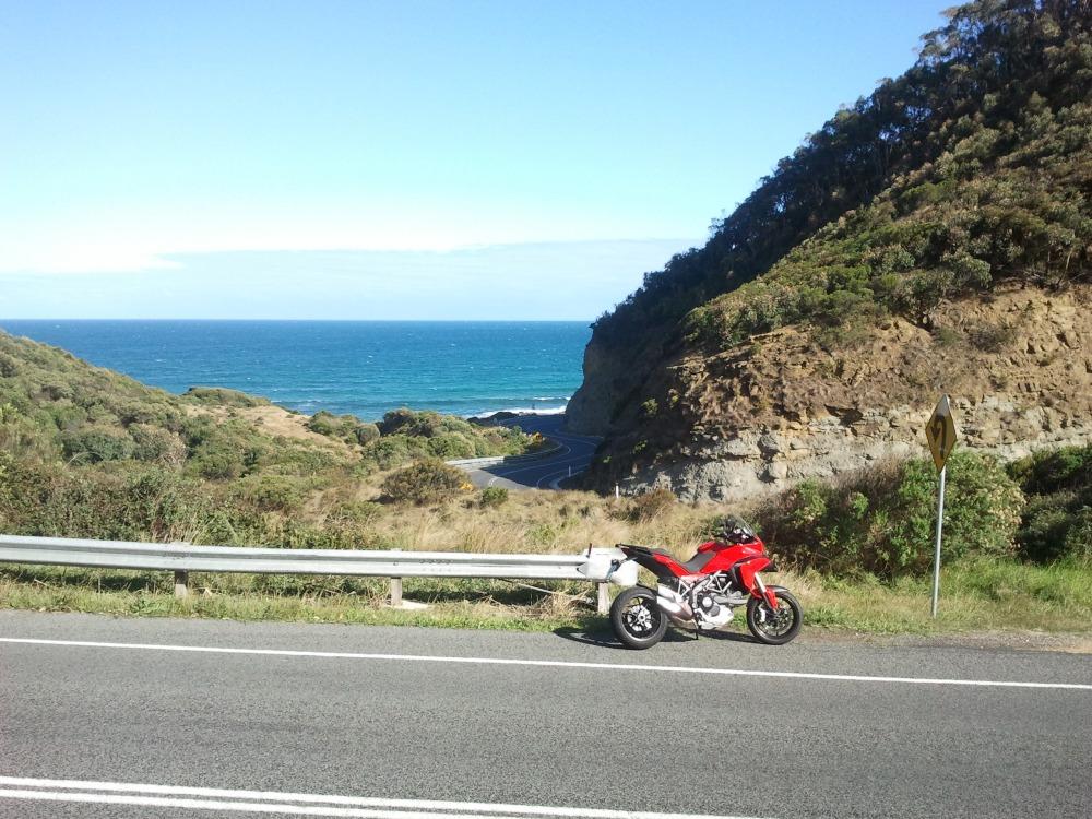 Motorbike Tour - Australia (2/6)